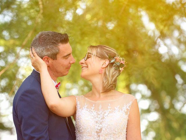 Le mariage de Guillaume et Marie à La Trimouille, Vienne 26