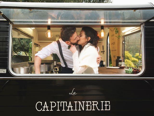 Le mariage de Baptiste et Rose à Concarneau, Finistère 1