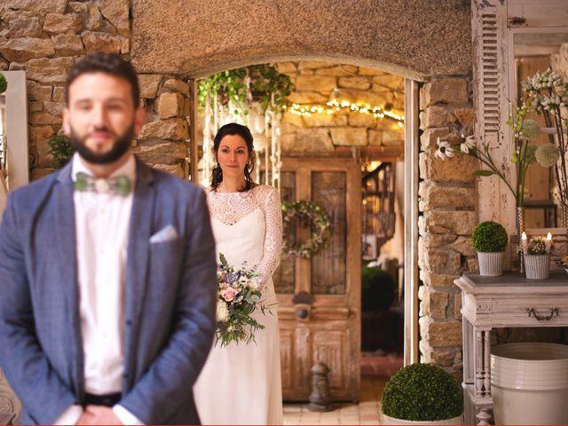 Le mariage de Baptiste et Rose à Concarneau, Finistère 8