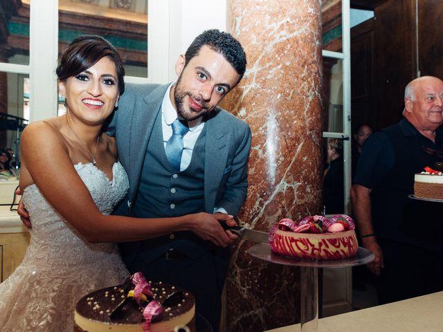 Le mariage de Beatriz et Mehdi