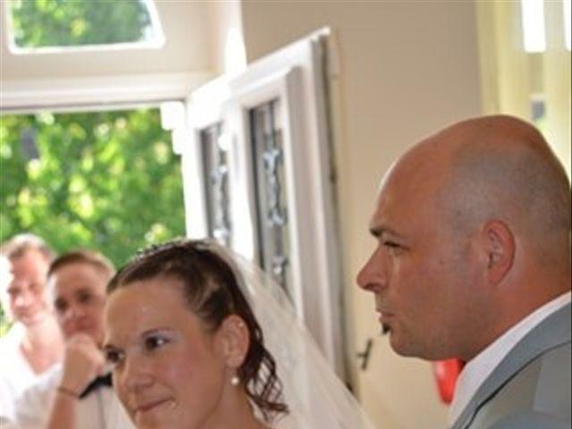 Le mariage de Fabien et Isabelle à Saint-Oulph, Aube 4