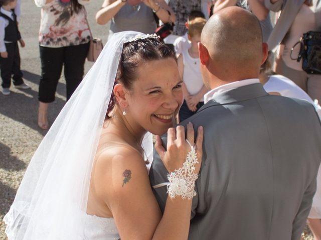 Le mariage de Fabien et Isabelle à Saint-Oulph, Aube 7