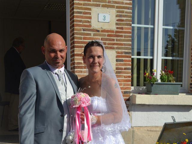 Le mariage de Fabien et Isabelle à Saint-Oulph, Aube 8