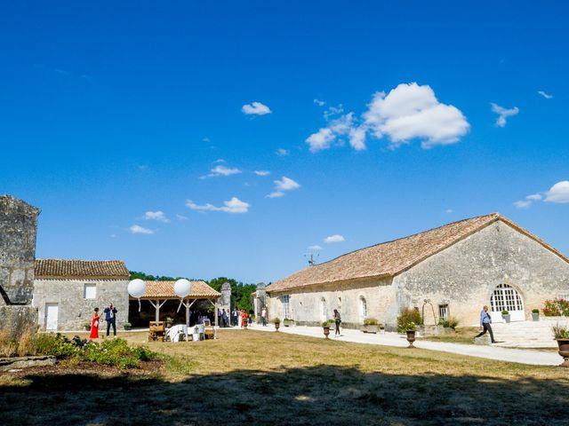 Le mariage de Mehdi et Julie à Ruelle-sur-Touvre, Charente 32