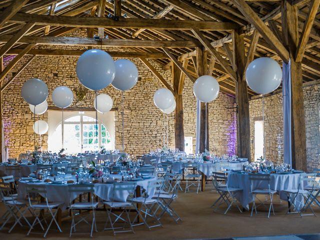 Le mariage de Mehdi et Julie à Ruelle-sur-Touvre, Charente 35
