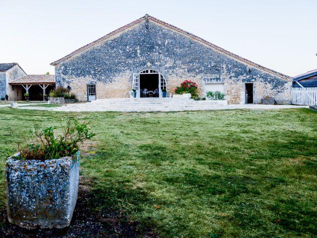 Le mariage de Mehdi et Julie à Ruelle-sur-Touvre, Charente 40