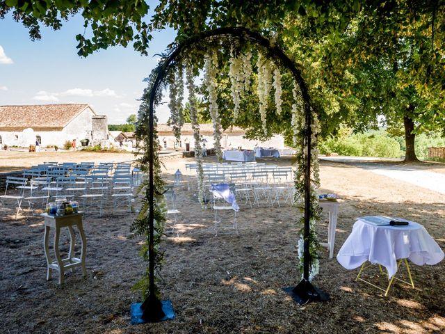 Le mariage de Mehdi et Julie à Ruelle-sur-Touvre, Charente 48