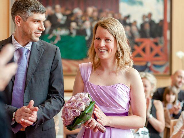 Le mariage de Thomas et Pauline à Saint-Nazaire, Loire Atlantique 3