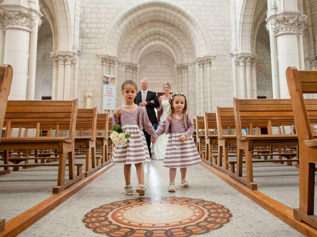 Le mariage de Thomas et Pauline à Saint-Nazaire, Loire Atlantique 27