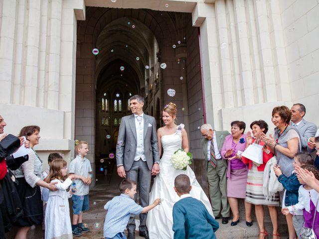 Le mariage de Thomas et Pauline à Saint-Nazaire, Loire Atlantique 35