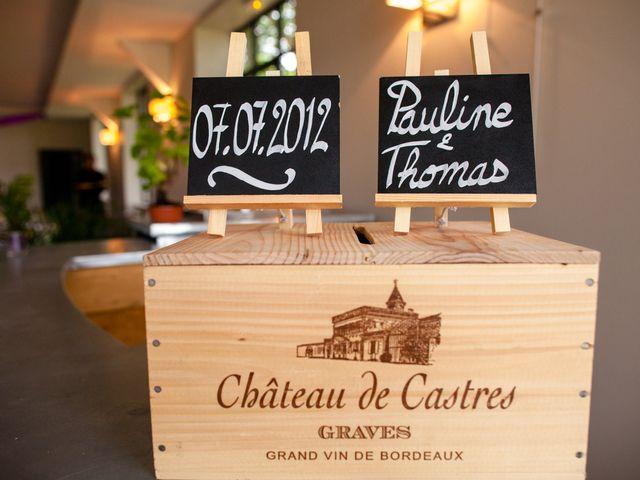 Le mariage de Thomas et Pauline à Saint-Nazaire, Loire Atlantique 43