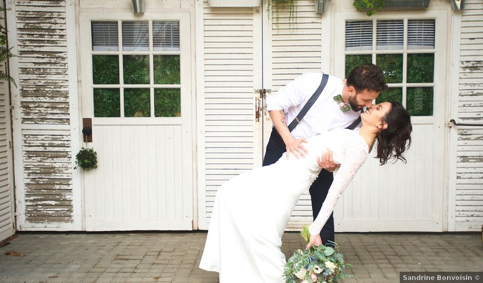 Le mariage de Baptiste et Rose à Concarneau, Finistère