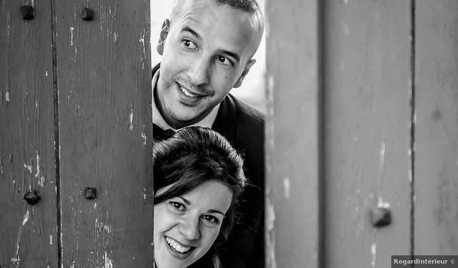 Le mariage de Mehdi et Julie à Ruelle-sur-Touvre, Charente