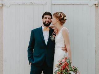 Le mariage de Chloé et Clovis  3