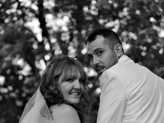 Le mariage de Aurelie et Yann