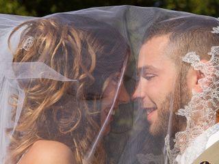 Le mariage de Séverine et Sébastien