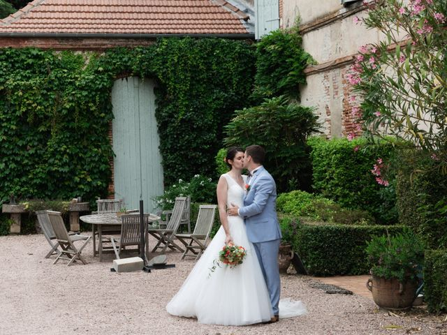 Le mariage de Charlotte et Xavier