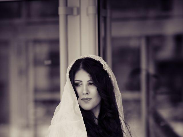 Le mariage de Mohamed et Sonia à Cergy, Val-d'Oise 15