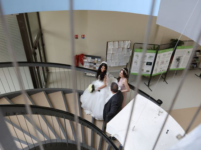 Le mariage de Mohamed et Sonia à Cergy, Val-d'Oise 18