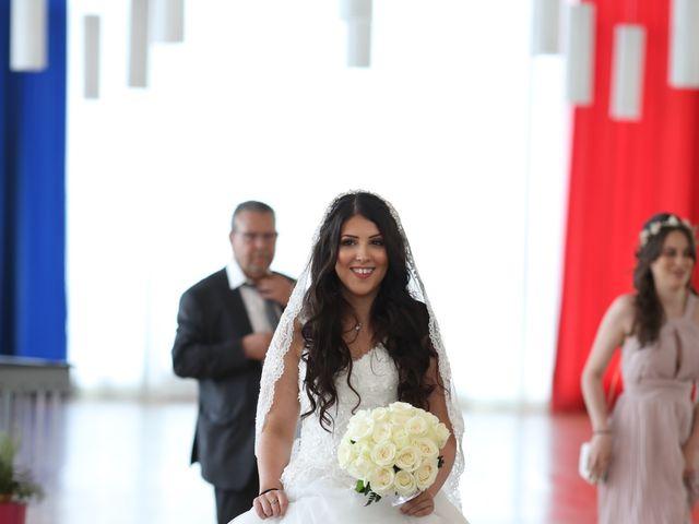 Le mariage de Mohamed et Sonia à Cergy, Val-d'Oise 20