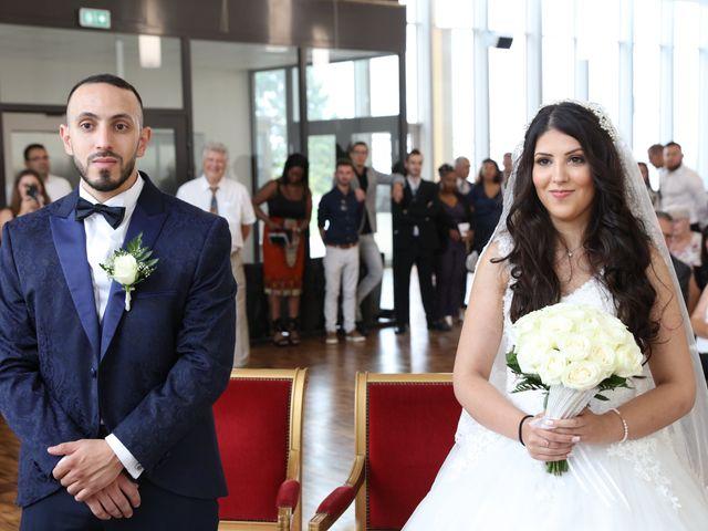 Le mariage de Mohamed et Sonia à Cergy, Val-d'Oise 28
