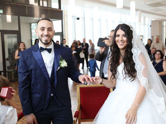 Le mariage de Mohamed et Sonia à Cergy, Val-d'Oise 34