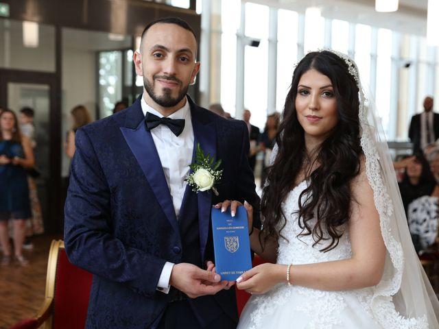 Le mariage de Mohamed et Sonia à Cergy, Val-d'Oise 36