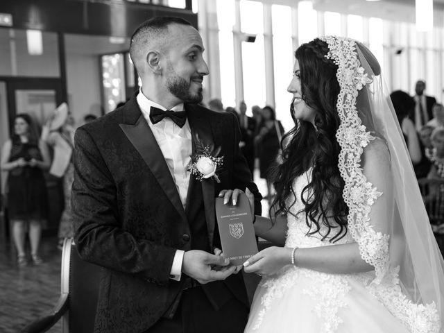 Le mariage de Mohamed et Sonia à Cergy, Val-d'Oise 37