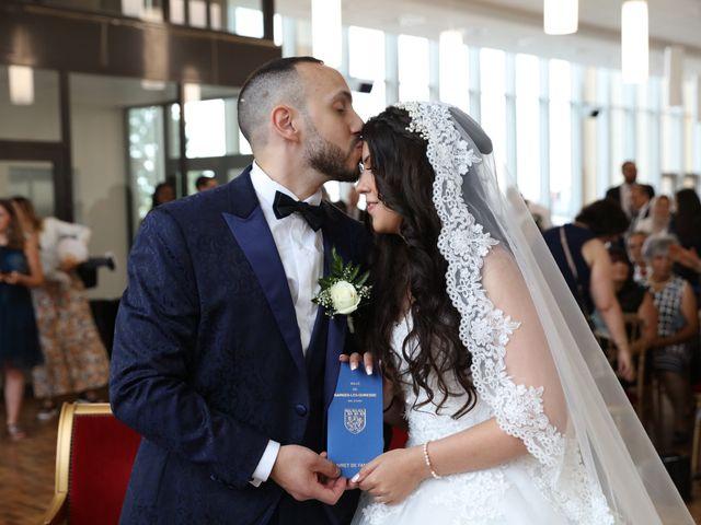 Le mariage de Mohamed et Sonia à Cergy, Val-d'Oise 38