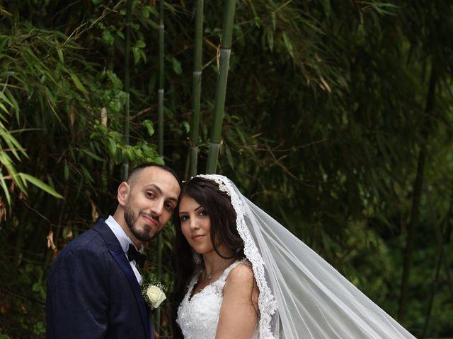Le mariage de Mohamed et Sonia à Cergy, Val-d'Oise 40