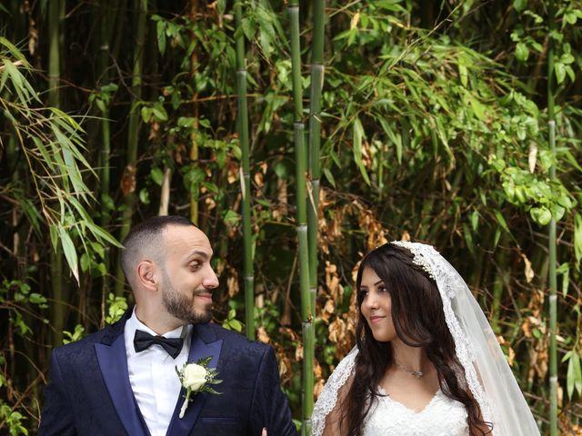 Le mariage de Mohamed et Sonia à Cergy, Val-d'Oise 44