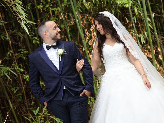 Le mariage de Mohamed et Sonia à Cergy, Val-d'Oise 45