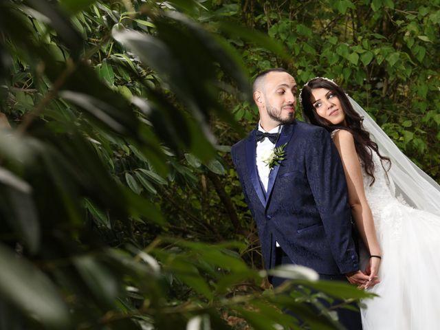 Le mariage de Sonia et Mohamed