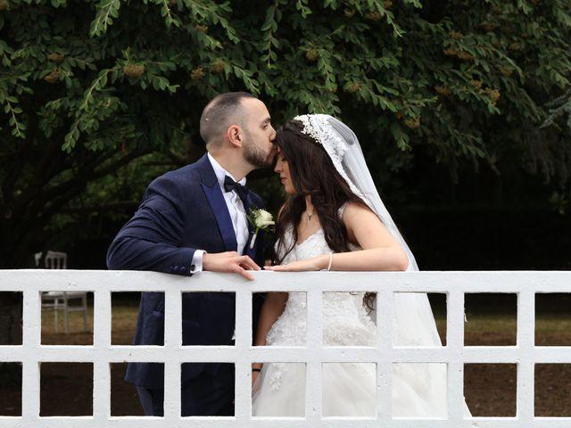Le mariage de Mohamed et Sonia à Cergy, Val-d'Oise 55