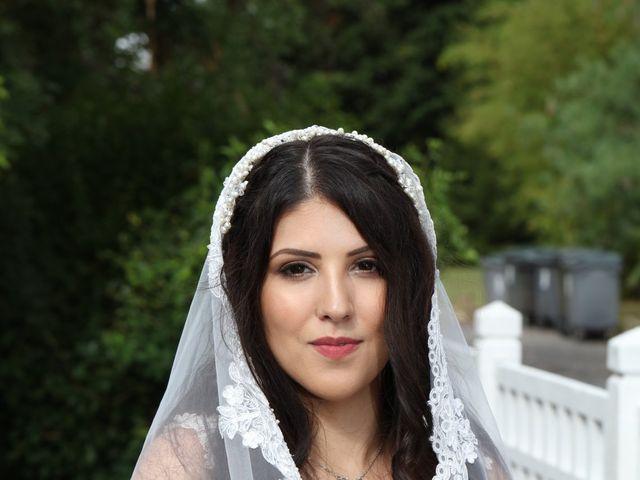 Le mariage de Mohamed et Sonia à Cergy, Val-d'Oise 57