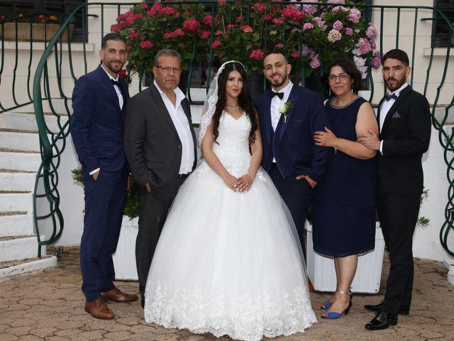 Le mariage de Mohamed et Sonia à Cergy, Val-d'Oise 67