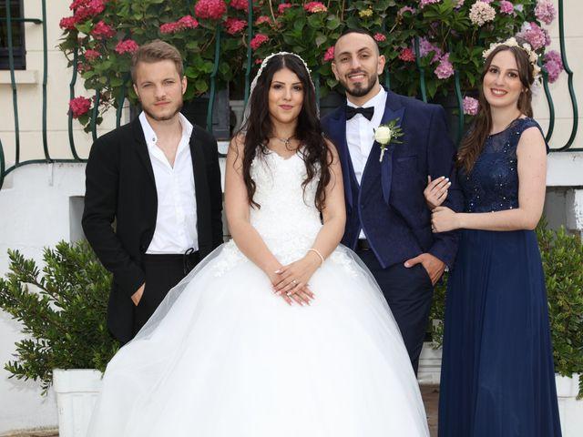 Le mariage de Mohamed et Sonia à Cergy, Val-d'Oise 68