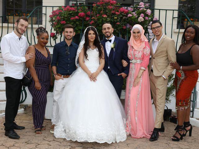 Le mariage de Mohamed et Sonia à Cergy, Val-d'Oise 69