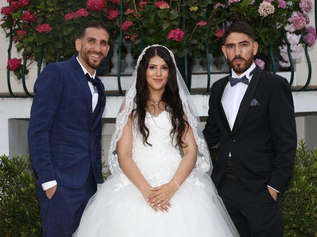 Le mariage de Mohamed et Sonia à Cergy, Val-d'Oise 72
