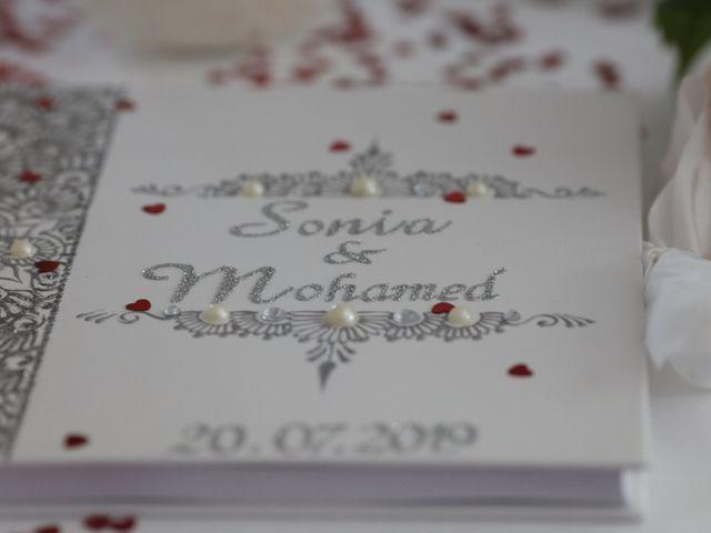 Le mariage de Mohamed et Sonia à Cergy, Val-d'Oise 75