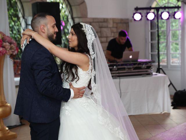 Le mariage de Mohamed et Sonia à Cergy, Val-d'Oise 77