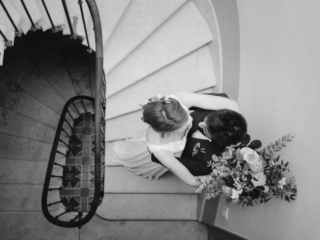 Le mariage de Clovis  et Chloé à Beaujeu, Rhône 10