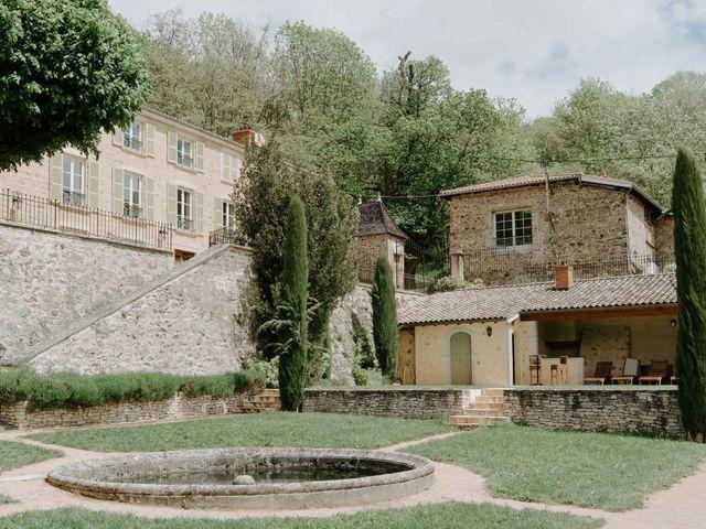Le mariage de Clovis  et Chloé à Beaujeu, Rhône 13