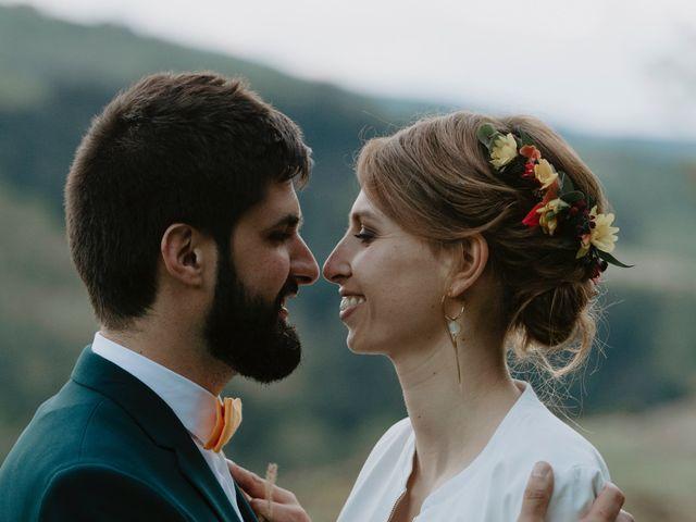 Le mariage de Clovis  et Chloé à Beaujeu, Rhône 17