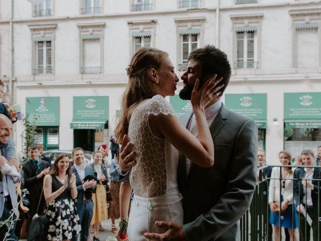 Le mariage de Clovis  et Chloé à Beaujeu, Rhône 21