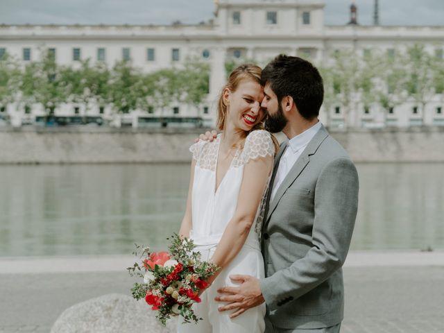 Le mariage de Clovis  et Chloé à Beaujeu, Rhône 22
