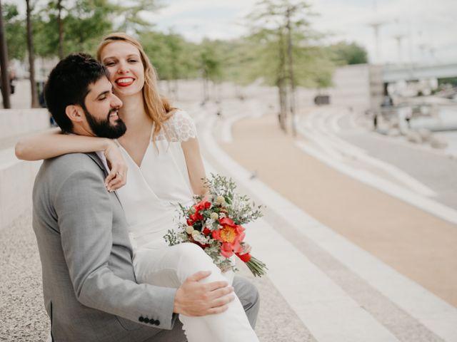 Le mariage de Clovis  et Chloé à Beaujeu, Rhône 24