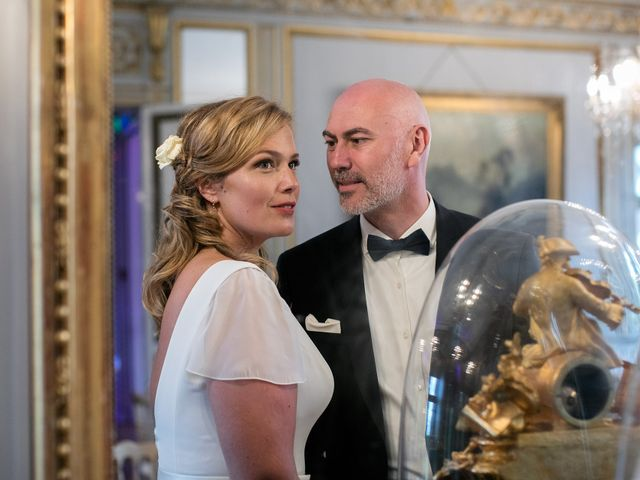 Le mariage de Aïda et Jean-Sébastien