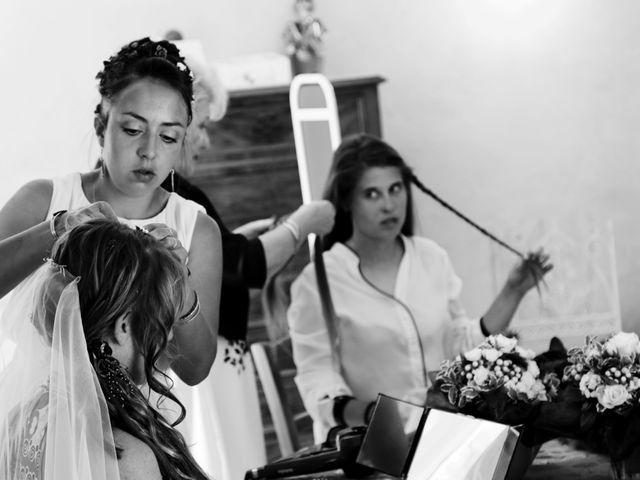 Le mariage de Yann et Aurelie à Carnoules, Var 1