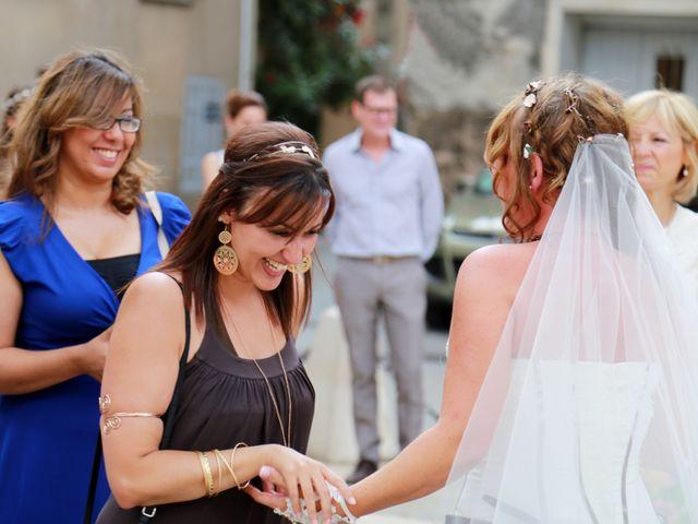 Le mariage de Yann et Aurelie à Carnoules, Var 11